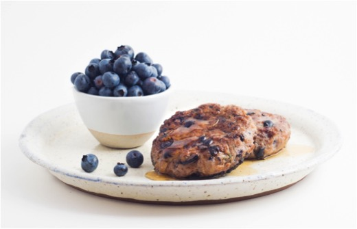 Wild Blueberry Sausages Picture