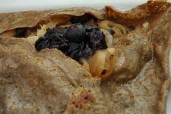 Chorizo Wild Blueberry Chutney Picture